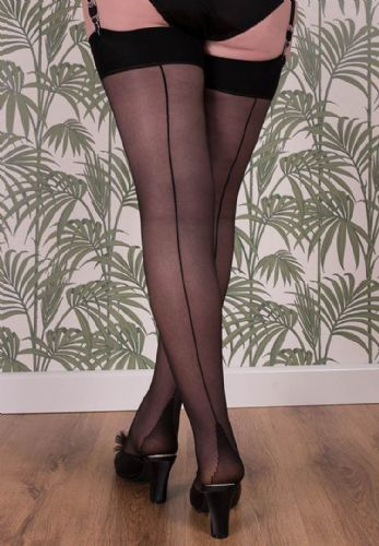 Classic Seamed Stockings